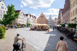 Marktplatz - Copyright Pilotfisch